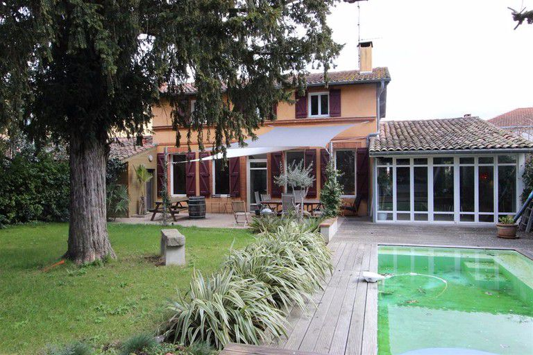 Toulouse house - Immobilier Chavanne - in sought after district